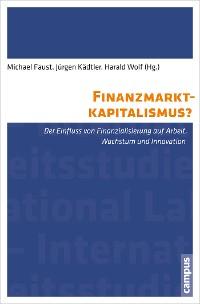 Cover Finanzmarktkapitalismus?