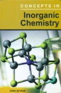 Cover Concepts In Inorganic Chemistry