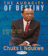 Cover THE AUDACITY OF DESTINY