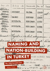 Cover Naming and Nation-building in Turkey