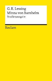 Cover Minna von Barnhelm, oder das Soldatenglück