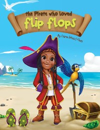 Cover The Pirate Who Loved Flip Flops