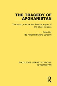 Cover Tragedy of Afghanistan