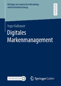 Cover Digitales Markenmanagement