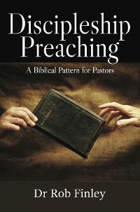Cover Discipleship Preaching