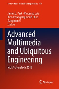 Cover Advanced Multimedia and Ubiquitous Engineering