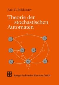 Cover Theorie der stochastischen Automaten