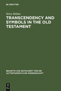 Cover Transcendency and Symbols in the Old Testament