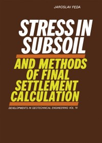 Cover Stress in Subsoil and Methods of Final Settlement Calculation