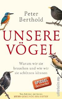 Cover Unsere Vögel