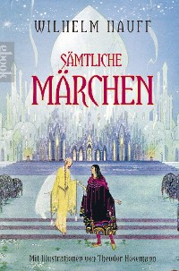 Cover Hauff: Sämtliche Märchen