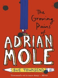 Cover The Growing Pains of Adrian Mole