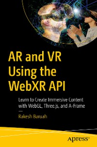 Cover AR and VR Using the WebXR API