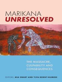 Cover Marikana Unresolved