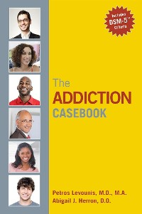 Cover The Addiction Casebook