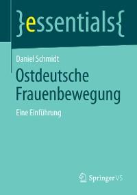 Cover Ostdeutsche Frauenbewegung