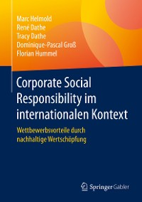 Cover Corporate Social Responsibility im internationalen Kontext