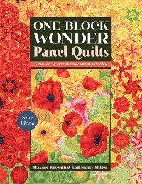 Cover One-Block Wonder Panel Quilts