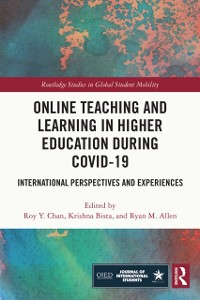 Cover Online Teaching and Learning in Higher Education during COVID-19