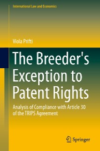 Cover The Breeder's Exception to Patent Rights