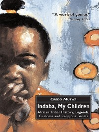 Cover Indaba, My Children