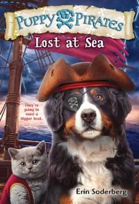 Cover Puppy Pirates #7: Lost at Sea