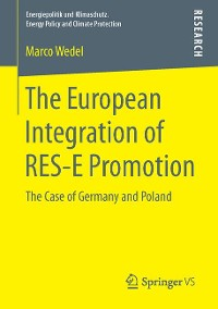 Cover The European Integration of RES-E Promotion