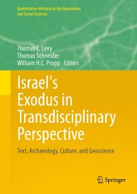 Cover Israel's Exodus in Transdisciplinary Perspective
