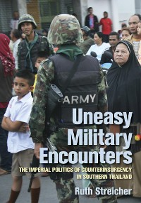 Cover Uneasy Military Encounters