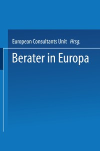 Cover Berater in Europa