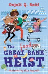 Cover The Great (Food) Bank Heist