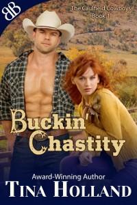 Cover Buckin' Chastity