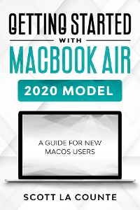 Cover Getting Started With MacBook Air (2020 Model)