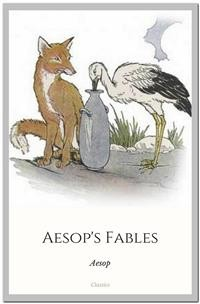 Cover Aesop Fables