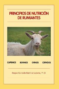 Cover Principios De Nutrición De Rumiantes