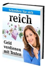 Cover Schreiben Sie sich reich