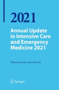 Cover Annual Update in Intensive Care and Emergency Medicine 2021
