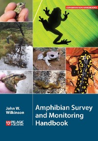Cover Amphibian Survey and Monitoring Handbook