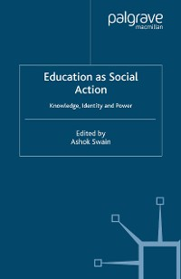 Cover Education as Social Action