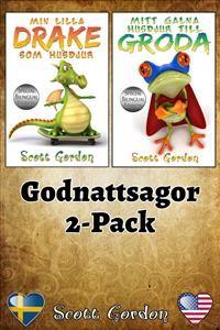 Cover Godnattsagor 2-Pack