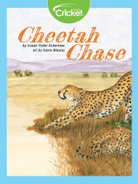 Cover Cheetah Chase