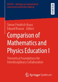 Cover Comparison of Mathematics and Physics Education I