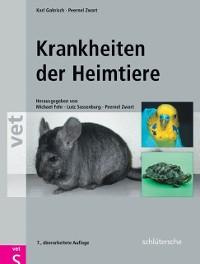 Cover Krankheiten der Heimtiere