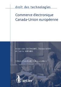 Cover Commerce électronique Canada-Union européenne