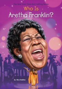 Cover Who Was Aretha Franklin?