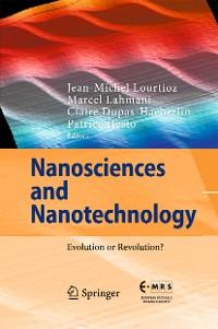 Cover Nanosciences and Nanotechnology