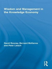 Cover Wisdom and Management in the Knowledge Economy