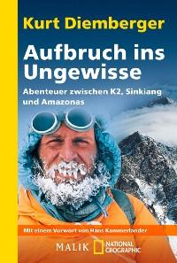 Cover Aufbruch ins Ungewisse