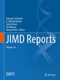 Cover JIMD Reports, Volume 14