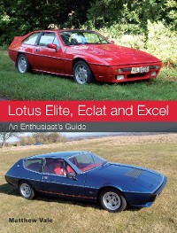 Cover Lotus Elite, Eclat and Excel